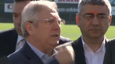 3- Fenerbahçe Kulübü Başkanı Yıldırım: Fenerbahçeliler Rahat Olsun. Yine Biz Şampiyon Olacağız