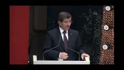 """Davutoğlu: """"Her vandaldan yıktıkları yerin tazminatını alacağız"""" - ANKARA"""