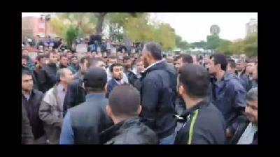 Soma'daki maden işçileri Ermenek'e gidiyor - MANİSA