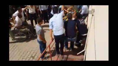 Siirt'te trafik kazası: 1 ölü, 19 yaralı (2)