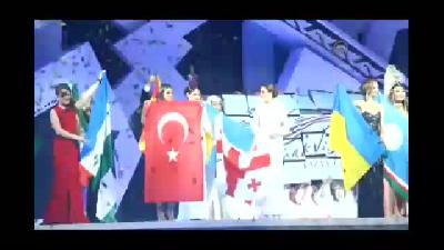 Türkvizyon Şarkı Yarışması - KAZAN