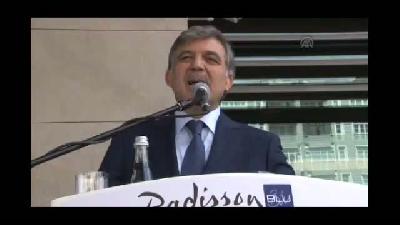 Musul'da rehin alınanlar Türkiye'de - Abdullah Gül - KAYSERİ