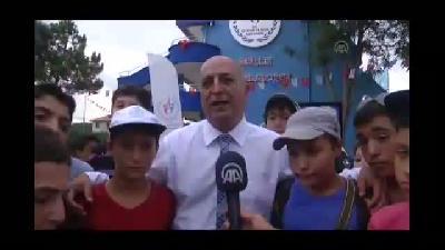 Somalı gençler Samsun'daki gençlik kampına veda etti - SAMSUN