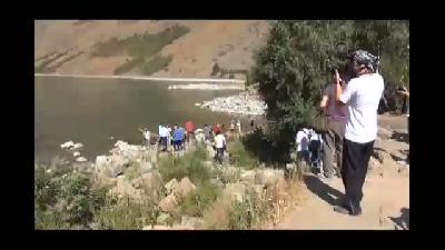 Genç akademisyenler Nemrut Krater Gölü'nü gezdi - BİTLİS