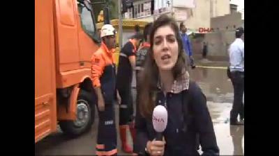 Yağıştan Fırında Duvar Yıkıldı; 1 İşçi Öldü