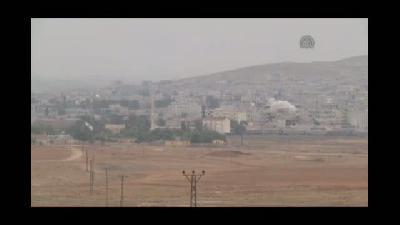 IŞİD ile bazı Kürt gruplar arasındaki çatışmalar devam ediyor - ŞANLIURFA
