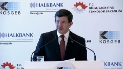 Başbakan Davutoğlu:
