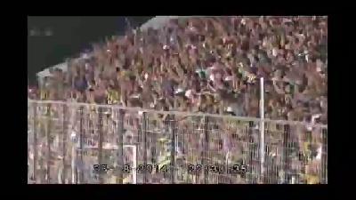 TFF Süper Kupa maçında meydana gelen olaylar polis ve güvenlik kamerasında - MANİSA