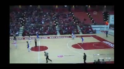Basketbol - Abdullah Gül Üniversitesi: 71 - Baloncesto Avenida: 63 - KAYSERİ