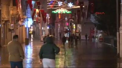 - İstanbul'da Yağmur Etkili Oldu