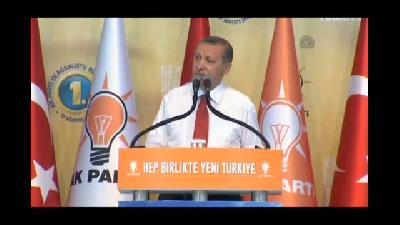 """Erdoğan: """"AK Parti sadece bir Türkiye partisi değildir, aynı zamanda bir dünya partisidir"""""""