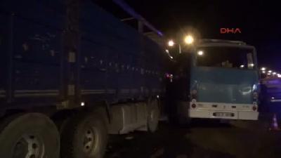 Bingöl'te Trafik Kazası: 7 Yaralı