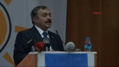 Bakan Eroğlu, Van'da Yapılan Yatırımları Anlattı(2)