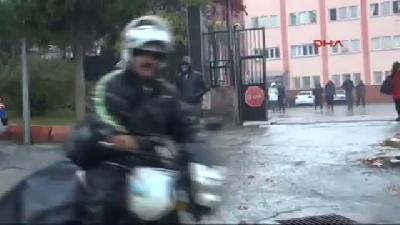 Kahramanmaraş'ta Sağanak Yağmur