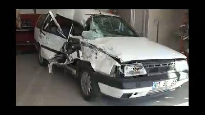 112 Acil Servis İstasyonu çalışanı trafik kazasında hayatını kaybetti - BARTIN