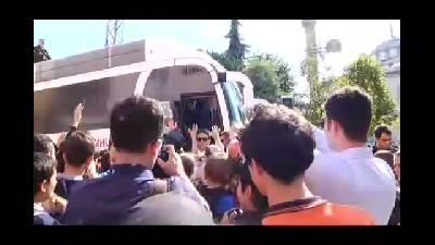 Cumhurbaşkanı Recep Tayip Edoğan Trabzon'da