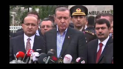 """Erdoğan: """"Eğer Biden, bu tür ifadeler kullandıysa, benim için tarih olmuştur"""" - İSTANBUL"""