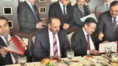 Tbmm Başkanı Çiçek: Mogan Ankara'ya Bir Nimet, Lütuf