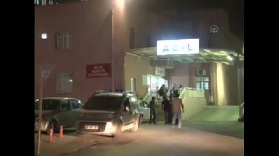 Polise ateş açıldı, bir çocuk yaralandı - ADANA