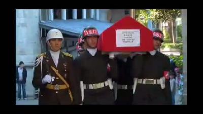 Şehit Jandarma Er Bozan, son yolculuğuna uğurlandı - İSTANBUL