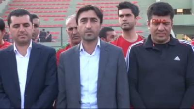 Cizrespor Başkanı Sevinç Kupada Galatasaray'ı İstiyoruz