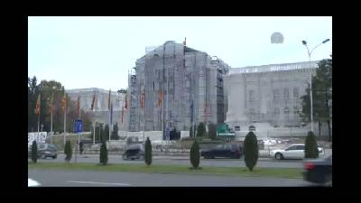 Makedonya'da hükümet binasına silahlı saldırı - ÜSKÜP