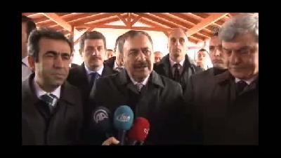 Orman ve Su İşleri Bakanı Eroğlu - Hayvan Hakları - KOCAELİ