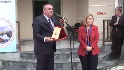 Kosova'nın Tek Türk Belediyesi Temel Atma Törenine Büyükelçi Ozan Ve Albay Demircioğlu Katıldı