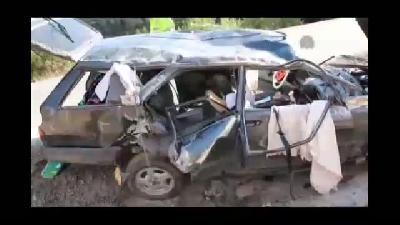 Trafik kazası: 3 yaralı - AMASYA