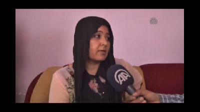 """(ARŞİV) Kobani'de öldürülen Tuğba Karaer'in ailesinin """"arşiv"""" görüntüleri - BATM"""