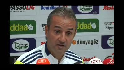 Maçın ardından - Mustafa Reşit Akçay ve İsmail Kartal - MANİSA