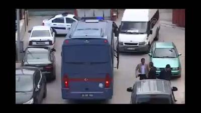 Taraftar cinayetinde olay yerinde keşif yapıldı - DENİZLİ