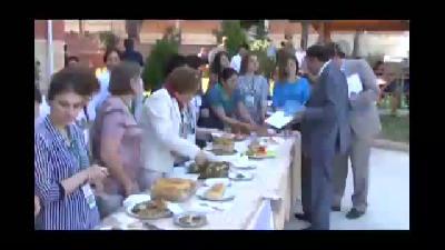 """""""Halk eğitimin hünerli elleri"""" pasta, börek yarışması - TEKİRDA"""
