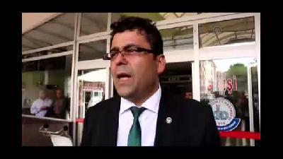 Kadın avukata bıçaklı saldırı - DENİZLİ