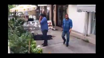 Kadıköy'de silahlı saldırı: 1 ölü, 1 yaralı - İSTANBUL