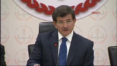 1- Başbakan Davutoğlu: Biz Aihm Kararlarına Ön Yargılı Yaklaşmayız