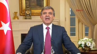2// Cumhurbaşkanı Abdullah Gül'den Veda Mesajı