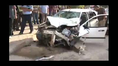 Trafik kazası: 5 yaralı - KIRIKKALE