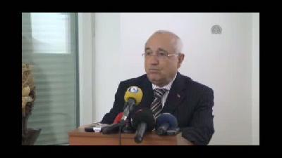 TBMM Başkanı Çiçek, Üsküp Yunus Emre Türk Kültür Merkezi'ni ziyaret etti