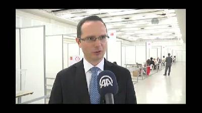 Belçika'da cumhurbaşkanı seçimi hazırlıkları - Başkonsolos Ulusoy - BRÜKSEL