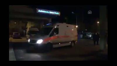 Düğünde açılan ateş sonucu 2 kişi yaralandı - ANKARA