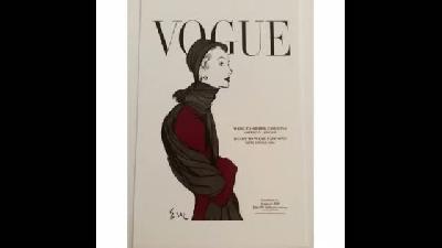 Bu 4 Video, Vogue'un Kapaklarıyla Sizi Modanın Zaman Yolcuğuna Çıkaracak - 3