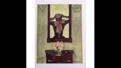 Bu 4 Video, Vogue'un Kapaklarıyla Sizi Modanın Zaman Yolcuğuna Çıkaracak - 2
