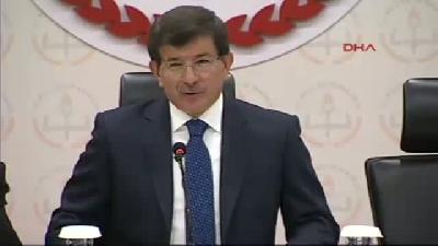 2- Başbakan Davutoğlu: Biz Aihm Kararlarına Ön Yargılı Yaklaşmayız