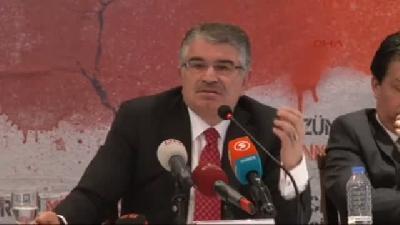 İdris Naim Şahin: Terörle Müzakere Açmak Kadar Geri Zekalılık Olamaz