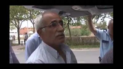 Konya'da hırsız-polis kovalamacası