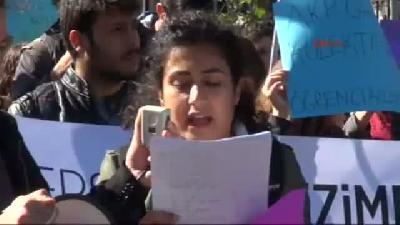 Öğrencilerden Davutoğlu'nun Açıklamasına Tepki