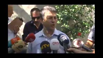 Gözaltına alınan polislerden ikisinin avukatı İsmail Hakkı Küçük - İZMİR