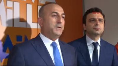 Bakan Çavuşoğlu: Gazipaşa Havalimanının Terminali Büyütülüp Pisti Uzatılacak