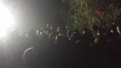 Yırca'da 6 Bin Zeytin Söküldüğü Gecenin Yeni Görüntüleri Ortaya Çıktı